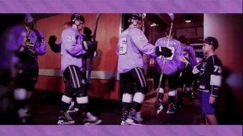 The National Hockey League TV Spot, '2017 Hockey Fights Cancer' - Thumbnail 1