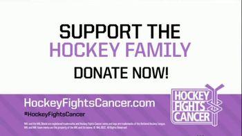 The National Hockey League TV Spot, '2017 Hockey Fights Cancer' - Thumbnail 9