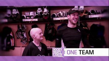 The National Hockey League TV Spot, '2017 Hockey Fights Cancer'