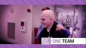 The National Hockey League TV Spot, '2017 Hockey Fights Cancer' - Thumbnail 4