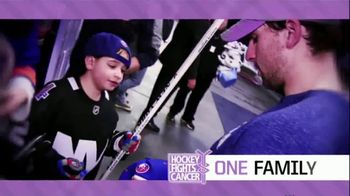 The National Hockey League TV Spot, '2017 Hockey Fights Cancer' - Thumbnail 5