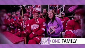 The National Hockey League TV Spot, '2017 Hockey Fights Cancer' - Thumbnail 6