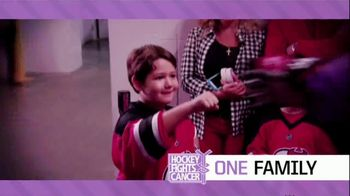 The National Hockey League TV Spot, '2017 Hockey Fights Cancer' - Thumbnail 7