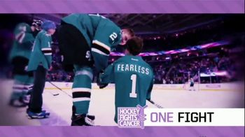 The National Hockey League TV Spot, '2017 Hockey Fights Cancer' - Thumbnail 8