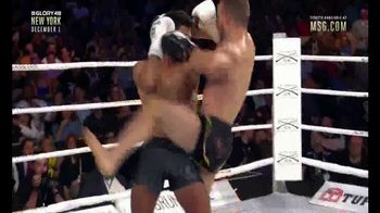 Glory Kickboxing TV Spot, 'Glory 48: The Very Best' - 3 commercial airings