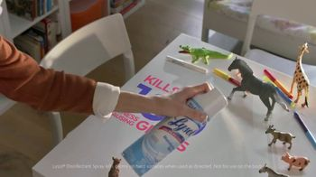 Lysol TV Spot, 'Play Date Protection' - Thumbnail 8