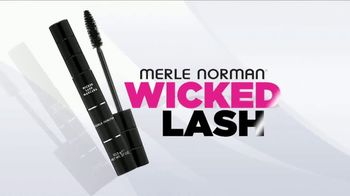 Merle Norman Wicked Lash Mascara TV Spot, 'Drama' Featuring Spencer Barnes - Thumbnail 3