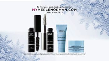 Merle Norman Wicked Lash Mascara TV Spot, 'Drama' Featuring Spencer Barnes - Thumbnail 7
