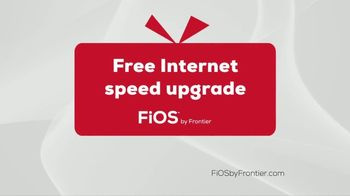 FiOS by Frontier TV Spot, \'Unwrap a Speed Upgrade\'