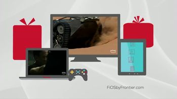 FiOS by Frontier TV Spot, 'Unwrap a Speed Upgrade' - Thumbnail 4