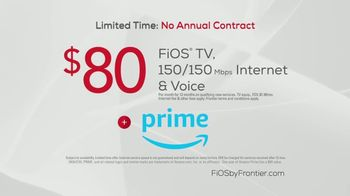FiOS by Frontier TV Spot, 'Unwrap a Speed Upgrade' - Thumbnail 7