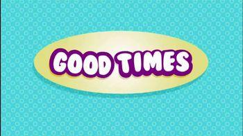 Soft'n Slo Squishies TV Spot, 'Disney Channel: Good Times'