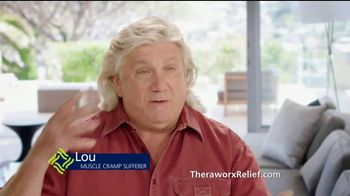 Theraworx Relief TV Spot, \'User Testimonial: Lou\' Featuring Dr. Drew Pinsky