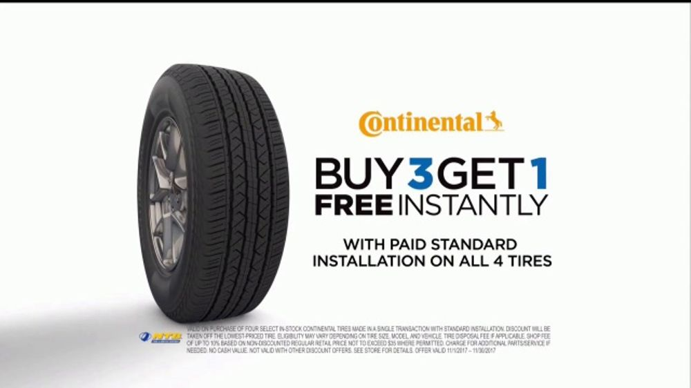National Tire & Battery Black Friday All Month TV Commercial, 'Buckle Up'