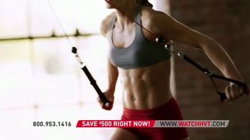 Bowflex HVT TV Spot, 'Reshape the Body: Black Friday' - Thumbnail 2
