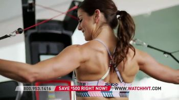 Bowflex HVT TV Spot, 'Reshape the Body: Black Friday' - Thumbnail 3