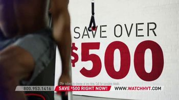 Bowflex HVT TV Spot, 'Reshape the Body: Black Friday' - Thumbnail 6