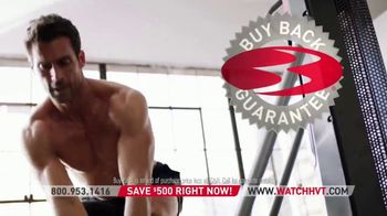 Bowflex HVT TV Spot, 'Reshape the Body: Black Friday' - Thumbnail 8
