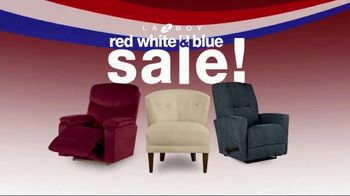 La-Z-Boy Red, White & Blue Sale TV Spot, 'Veterans Day Savings' - Thumbnail 2