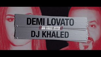 Demi Lovato & DJ Khaled Tell Me You Love Me Tour TV Spot, 'Barclays Center'