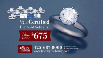 Jewelry Exchange TV Spot, 'Lowest Diamond Prices in Years!'