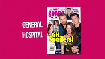 ABC Soaps in Depth TV Spot, 'General Hospital: Impossible Decision'