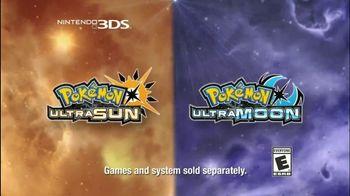 Pokémon Ultra Sun and Ultra Moon TV Spot, 'Disney Channel: Mysterious' - Thumbnail 9