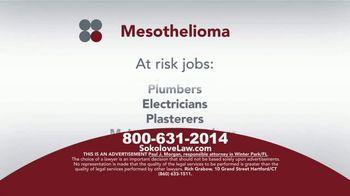 Sokolove Law TV Spot, 'Mesothelioma: Asbestos Exposure' - Thumbnail 4