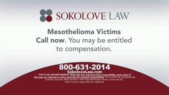 Sokolove Law TV Spot, 'Mesothelioma: Asbestos Exposure' - Thumbnail 5