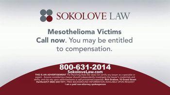 Sokolove Law TV Spot, 'Mesothelioma: Asbestos Exposure' - Thumbnail 6