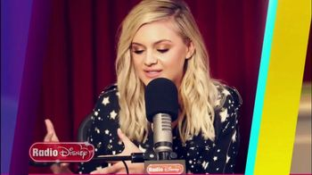 Radio Disney App TV Spot, 'Kelsea Ballerini Talks Legends' - Thumbnail 8