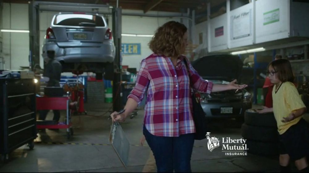 liberty mutual mobile estimate tv commercial   u0026 39 quick and easy u0026 39