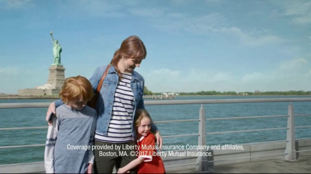 Liberty Mutual Mobile Estimate Tv Commercial Quick And