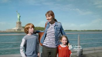 Liberty Mutual Mobile Estimate TV Spot, 'Quick and Easy'