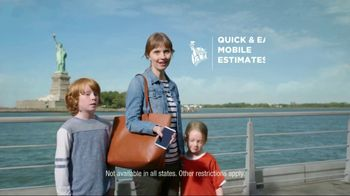 Liberty Mutual Mobile Estimate TV Spot, 'Quick and Easy' - Thumbnail 4