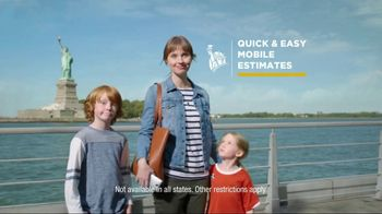 Liberty Mutual Mobile Estimate TV Spot, 'Quick and Easy' - Thumbnail 5