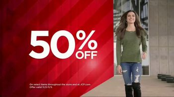 JCPenney TV Spot, 'It's Getting Colder' - Thumbnail 2