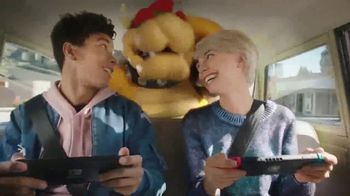 Nintendo Switch TV Spot, 'Get Together With Great Games'