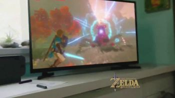 Nintendo Switch TV Spot, 'Get Together With Great Games' - Thumbnail 5