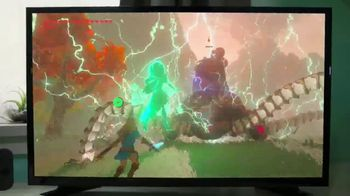 Nintendo Switch TV Spot, 'Get Together With Great Games' - Thumbnail 6