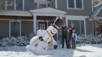 Lowe's TV Spot, 'The Moment: Snowman' - Thumbnail 1