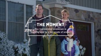 Lowe's TV Spot, 'The Moment: Snowman' - Thumbnail 4