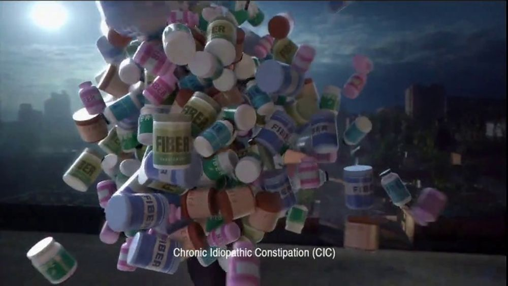 Linzess TV Commercial, 'Overwhelmed'