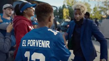 Head & Shoulders TV Spot, 'Nombres' con Odell Beckham Jr. [Spanish] - Thumbnail 9