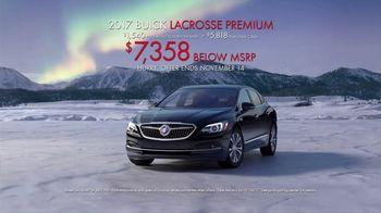 2017 Buick Lacrosse Premium TV Spot, 'Fireside Chat' [T1] - Thumbnail 7