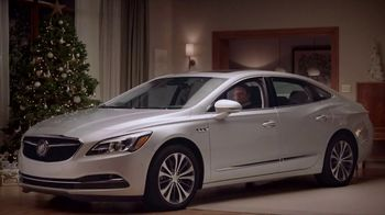 2017 Buick Lacrosse Premium TV Spot, 'Fireside Chat' [T1] - Thumbnail 2