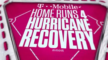 T-Mobile TV Spot, 'Home Runs for Hurricane Recovery: Thank You' - Thumbnail 8