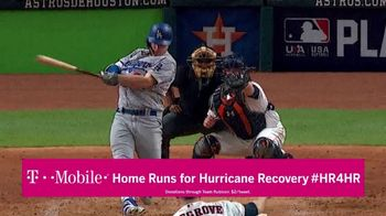 T-Mobile TV Spot, 'Home Runs for Hurricane Recovery: Thank You' - Thumbnail 2