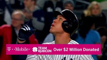 T-Mobile TV Spot, 'Home Runs for Hurricane Recovery: Thank You' - Thumbnail 3