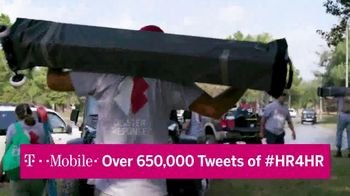 T-Mobile TV Spot, 'Home Runs for Hurricane Recovery: Thank You' - Thumbnail 6